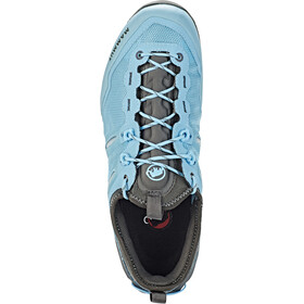 Mammut Alnasca Knit Low Shoes Dam whisper-graphite